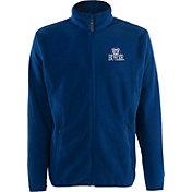 Antigua Men's Butler Bulldogs Blue Ice Full-Zip Jacket