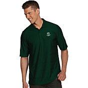 Antigua Men's Colorado State Rams Green Illusion Polo