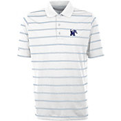 Antigua Men's Memphis Tigers Deluxe Performance White Polo