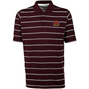 Antigua Men's Minnesota Golden Gophers Maroon Deluxe Performance Polo