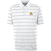 Antigua Men's Minnesota Golden Gophers Deluxe Performance White Polo