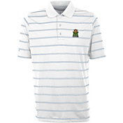 Antigua Men's Marshall Thundering Herd Deluxe Performance White Polo
