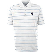 Antigua Men's Northwestern Wildcats Deluxe Performance White Polo