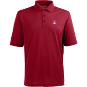 Antigua Men's Arizona Wildcats Cardinal Xtra-Lite Polo