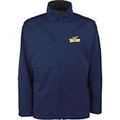 Antigua Men's Toledo Rockets Midnight Blue Traverse Full-Zip Jacket