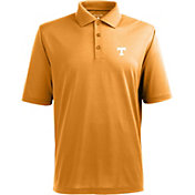 Antigua Men's Tennessee Volunteers Tennessee Orange Xtra-Lite Polo