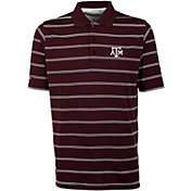 Antigua Men's Texas A&M Aggies Maroon Deluxe Performance Polo