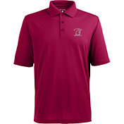 Antigua Men's Washington State Cougars Crimson Xtra-Lite Polo