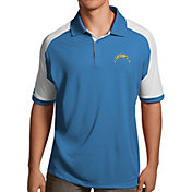 Antigua Men's Los Angeles Chargers Century Blue Polo