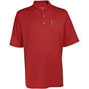 Antigua Men's Atlanta Falcons Exceed Polo