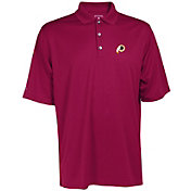 Antigua Men's Washington Redskins Exceed Polo