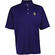 Antigua Men's Minnesota Vikings Exceed Polo