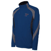 Antigua Men's St. Louis Blues Tempest Blue Full-Zip Jacket