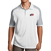 Antigua Men's Carolina Hurricanes Century White Polo