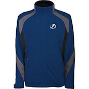 Antigua Men's Tampa Bay Lightning Tempest Blue Full-Zip Jacket