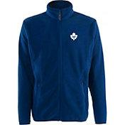 Antigua Men's Toronto Maple Leafs Blue Full-Zip Ice Jacket