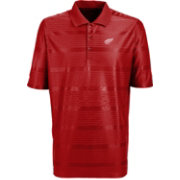 Antigua Men's Detroit Red Wings Illusion Red Polo