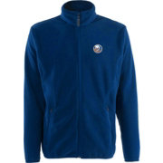 Antigua Men's New York Islanders Royal Full-Zip Ice Jacket