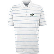 Antigua Men's Dallas Stars Deluxe White Polo