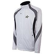 Antigua Men's Dallas Stars Tempest White Full-Zip Jacket