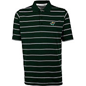 Antigua Men's Minnesota Wild Deluxe Green Polo Shirt