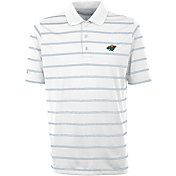 Antigua Men's Minnesota Wild Deluxe White Polo Shirt