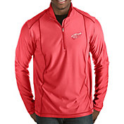 Antigua Men's Detroit Red Wings Tempo Half-Zip Pullover Shirt