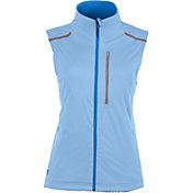 Antigua Women's Complex Performance Full-Zip Reversible Golf Vest