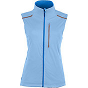 Antigua Women's Complex Performance Full-Zip Reversible Golf Vest