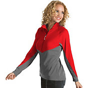 Antigua Women's Convoy Half-Zip Golf Pullover