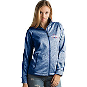 Antigua Women's 2016 World Series Champions Chicago Cubs Royal Golf Jacket