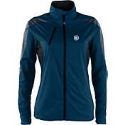Antigua Women's Seattle Mariners Full-Zip Navy Discover Jacket