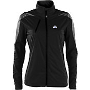 Antigua Women's Colorado Rockies Full-Zip Black Discover Jacket