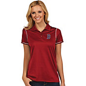 Antigua Women's Boston Red Sox Icon Red Performance Polo