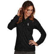 Antigua Women's Chicago White Sox Full-Zip Black      Golf Jacket