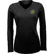 Antigua Women's Columbus Crew Flip Black Shirt