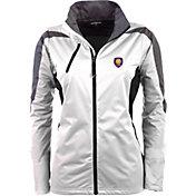 Antigua Women's Orlando City White Discover Full-Zip Jacket