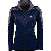 Antigua Women's Chicago Fire Navy Discover Full-Zip Jacket