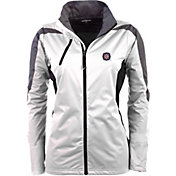 Antigua Women's Chicago Fire White Discover Full-Zip Jacket