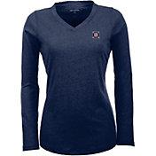 Antigua Women's Chicago Fire Flip Navy Shirt