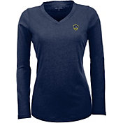 Antigua Women's Los Angeles Galaxy Flip Navy Shirt