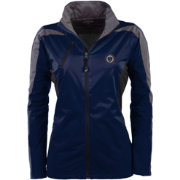 Antigua Women's Philadelphia Union Navy Discover Full-Zip Jacket