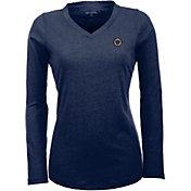 Antigua Women's Philadelphia Union Flip Navy Shirt