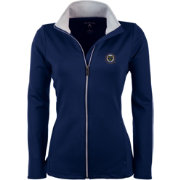 Antigua Women's Philadelphia Union Navy Leader Full-Zip Jacket