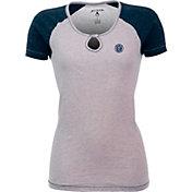 Antigua Women's New York City FC Crush Grey/Navy T-Shirt