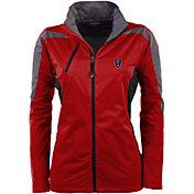 Antigua Women's Real Salt Lake Red Discover Full-Zip Jacket