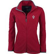 Antigua Women's Colorado Rapids Red Ice Full-Zip Fleece Jacket