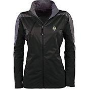 Antigua Women's Seattle Sounders Black Discover Full-Zip Jacket