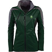 Antigua Women's Portland Timbers Hunter Green Discover Full-Zip Jacket