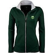 Antigua Women's Portland Timbers Hunter Green Leader Full-Zip Jacket